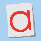 alfabet icon