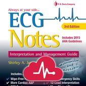 ECG Notes icon