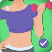 Upper Body Workouts icon