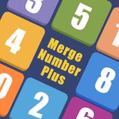Merge Number Plus icon