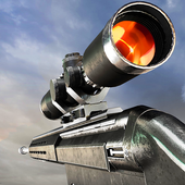 Sniper Gun Strike: Cover Target Elite Shooter 2020 icon