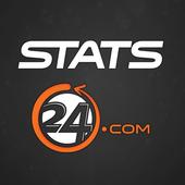 Stats24 icon