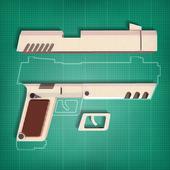 Gun Builder 3D icon