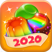 Jelly Jam Crush icon