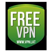 Free Unlimited VPN - USA, Canada, Europe, Latam icon