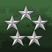 Raising Rank Insignia icon