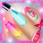 Fashion Nail Art - Manicure Salon Game for Girls icon