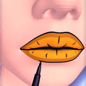 New Lip Art 3D game Tips icon