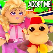 Adopt me jungle roblx's unicorn adventure icon