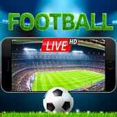 LIVE Football TV HD icon