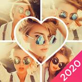 Collage Maker Pro - photo collage & photo editor icon