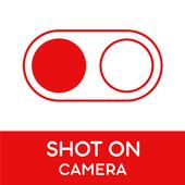 ShotOn Stamp Camera: Auto Add Shot On Photos icon