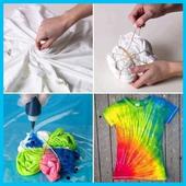 Diy Tie Dye Shirts icon