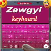 Zawgyi Keyboard icon