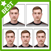 Passport Photo Maker – VISA/Passport Photo Editor icon