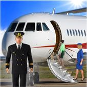 Airplane Real Flight Simulator 2020 icon