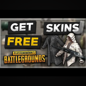 Free Pubg Mobile Uc Cash and Skins icon