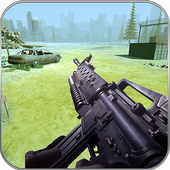 Counter Terrorists Army Strike: Shooting game 2019 icon