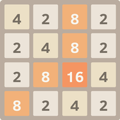 Classic 2048 icon