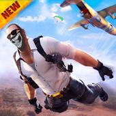 Battleground Free Fire Survival Best Shooting Game icon