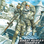 Ghost Hunter Shooter - Shooting Games icon