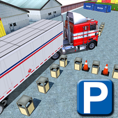 3D Truck Parking Simulator 2019: Real Truck Games icon