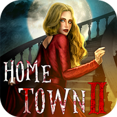 Escape game:home town adventure 2 icon