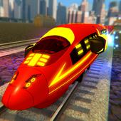 Light Train Simulator - Train Games 2019 icon