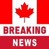 Canada Breaking News & Local News For Free icon