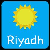 Riyadh, Saudi Arabia - weather and more icon