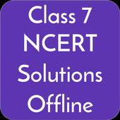 Class 7 NCERT Solutions Offline icon