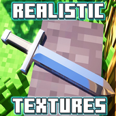 Realistic Texture Pack - Natural Shaders icon