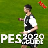 Guide Pro PES2020 e-Foodball 2020  tips icon