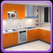 Kitchen Design Gallery icon