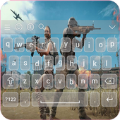 Keyboard With Themes For Pubg 2020 icon