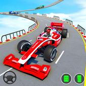 Formula Car Racing Stunt icon
