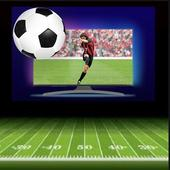 Live Football TV Scores, Stats & TV Streaming Tips icon