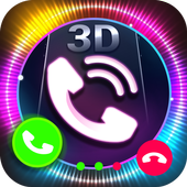 3D Color Phone icon