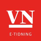 Värnamo Nyheter e-tidning icon