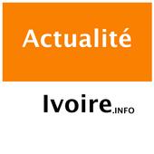 Actualités Ivoire - Infos/Journaux/Actualités icon