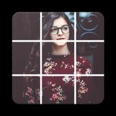 Nine Grid Crop | 9 Cuts Grid For Instagram icon