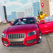 Vegas Crime Story - Car Transport Games icon