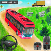 Coach Bus Simulator Game: Bus Driving Games 2020 icon