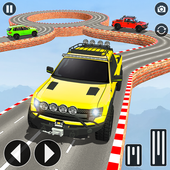 Prado Car Stunts 3D Free - Extreme City GT Racing icon