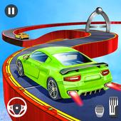 GT Racing Ramp Car Stunts icon