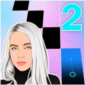 Piano Tiles: Billie Eilish 2 icon