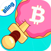 Bitcoin Food Fight icon