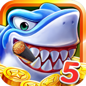Crazyfishing 5- 2020 Arcade Fishing Game icon
