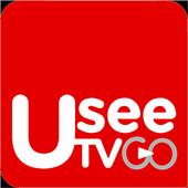 UseeTV GO - Watch TV & Movie Streaming icon
