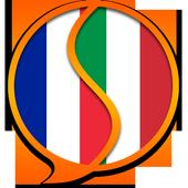 French Italian Dictionary Free icon